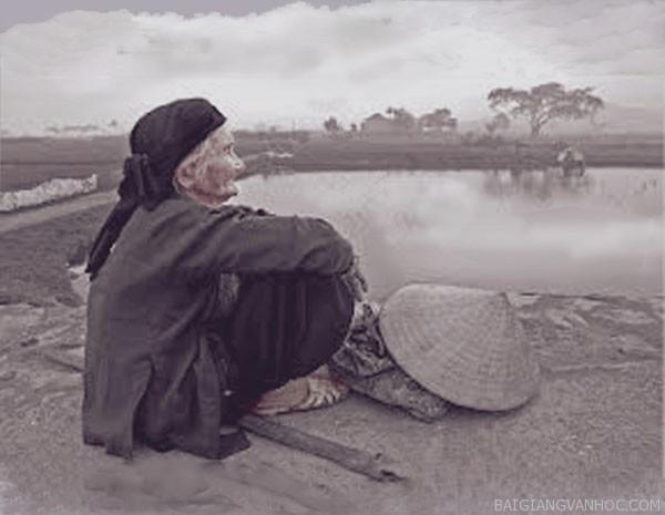 Phân tích diễn biến tâm trạng bà cụ Tứ trong truyện ngắn Vợ nhặt