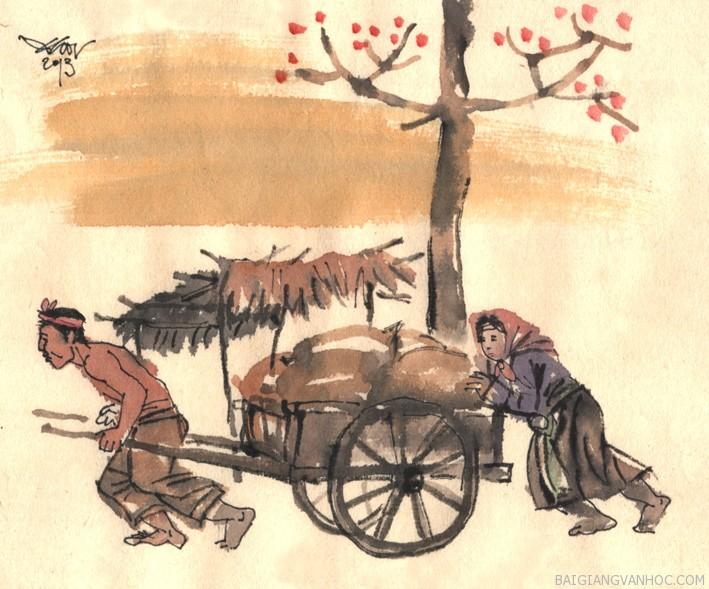 Phân tích nhân vật vợ Tràng trong tác phẩm Vợ nhặt của Nam Cao