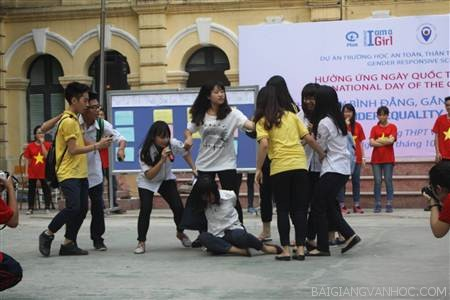Nghị luận xã hội về hiện tượng bạo lực học đường hiện nay