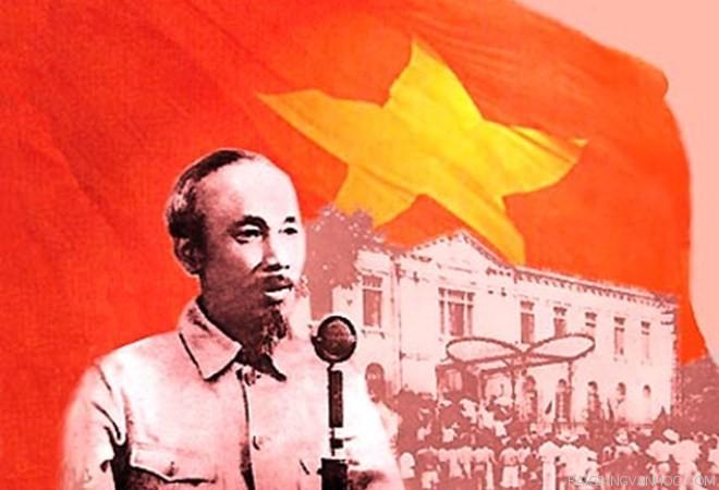 Phân tích giá trị lịch sử và giá trị văn chương của Bản tuyên ngôn độc lập của Hồ Chí Minh