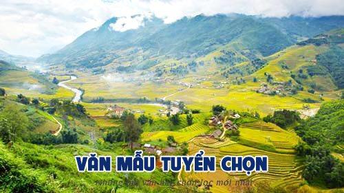phan tich bai tho viet bac cua tac gia to huu - [Văn mẫu tuyển chọn] Phân tích bài thơ Việt Bắc của Tố Hữu