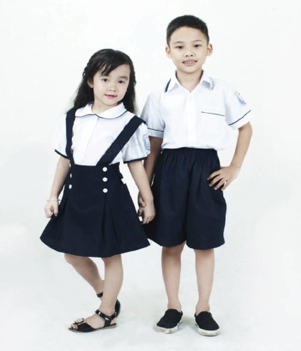 ta chiec ao dong phuc cua em lop 4 - Tả chiếc áo đồng phục của em lớp 4