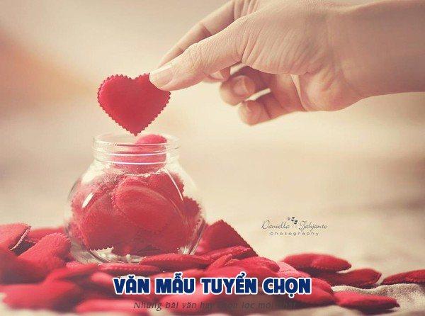 tinh thuong la hanh phuc cua con nguoi - [Văn mẫu tuyển chọn] Nghị luận về Tình thương là hạnh phúc của con người