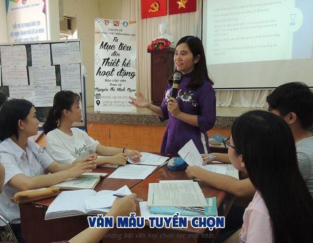 van mau tuyen chon nghi luan ve phuong cham hoc di doi voi hanh - [Văn mẫu tuyển chọn] Nghị luận về phương châm Học đi đôi với hành